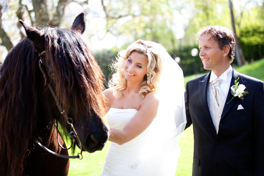 Anne-Cecilie & Herleiks bröllop på Thorskogs slott!