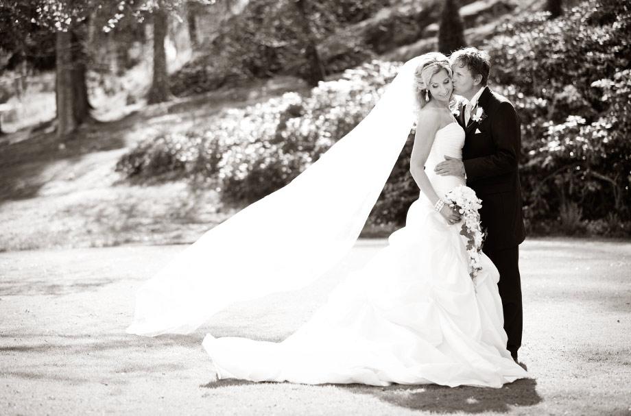 Bröllop på Thorskogs slott