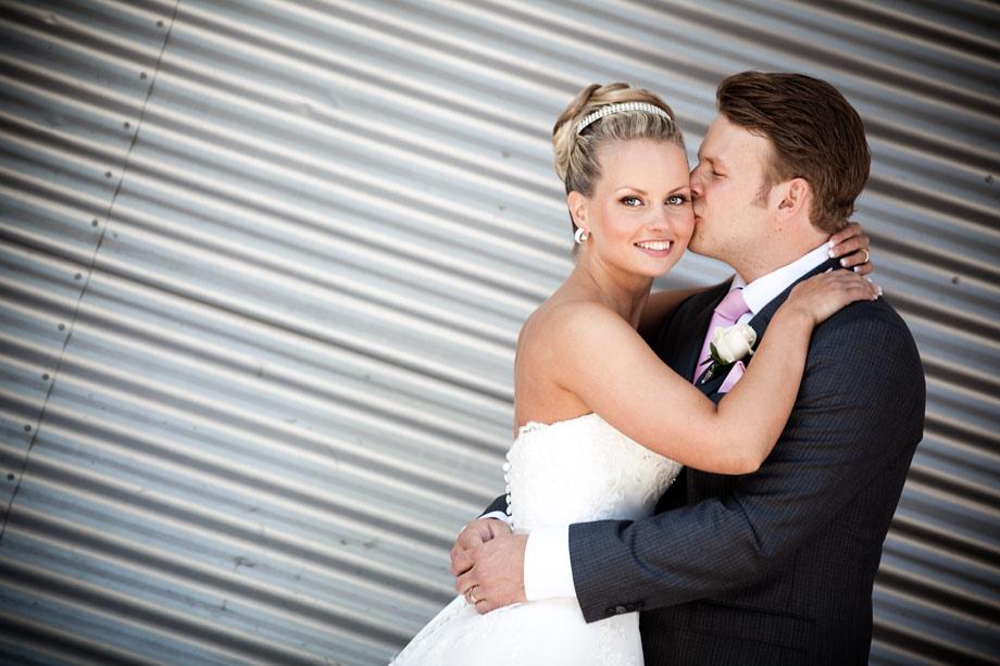 Bröllop med Richard och Charlotte