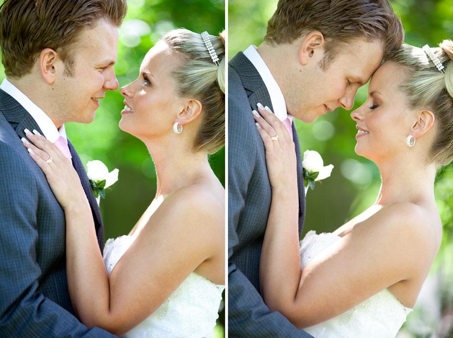 Richard och Charlottes bröllop