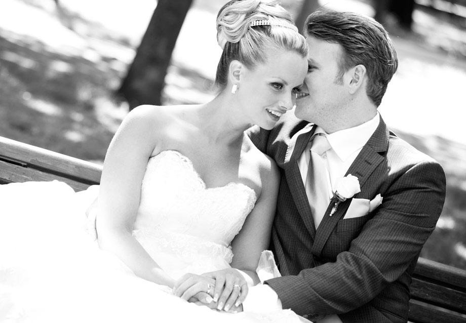 Richard & Charlottes bröllop
