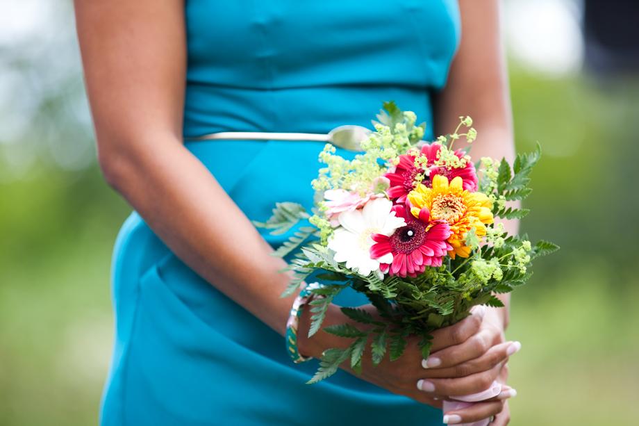 Jenny och Stellan - bröllop i trädgårdsföreningen