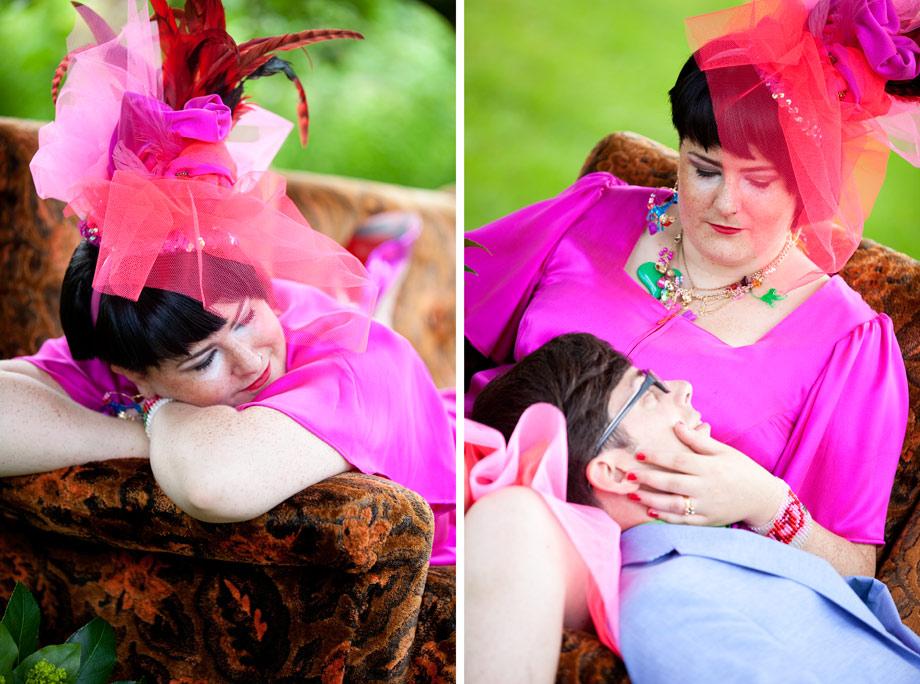 Ulrika & Patrik - en bröllopsfotografs dröm!