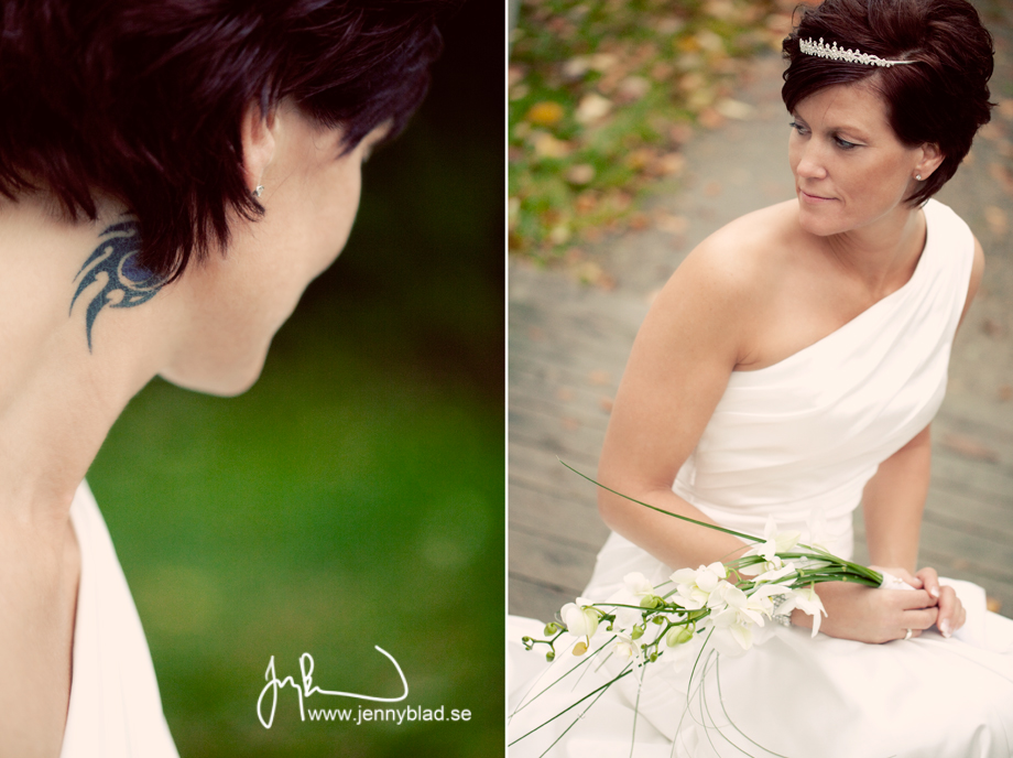 Lotte & Anders bröllop på Thorskogs slott