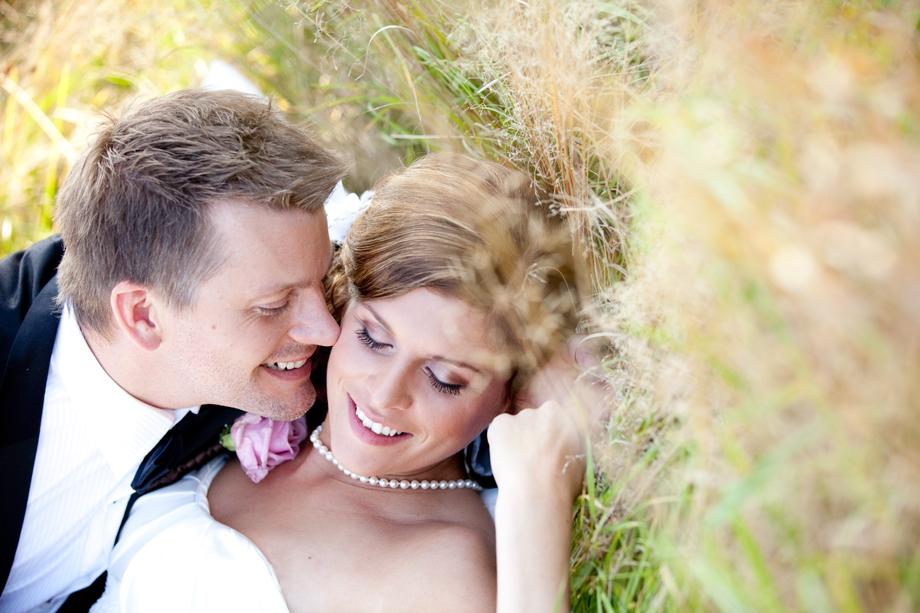 Ett Brittsommarbröllop med Karina & Richard