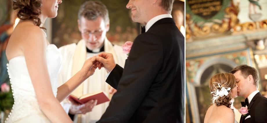 Karina & Richard - ett brittsommarbröllop!