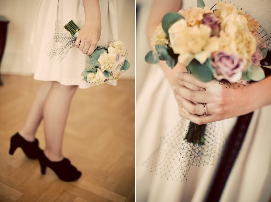 Hemligt vintagebröllop