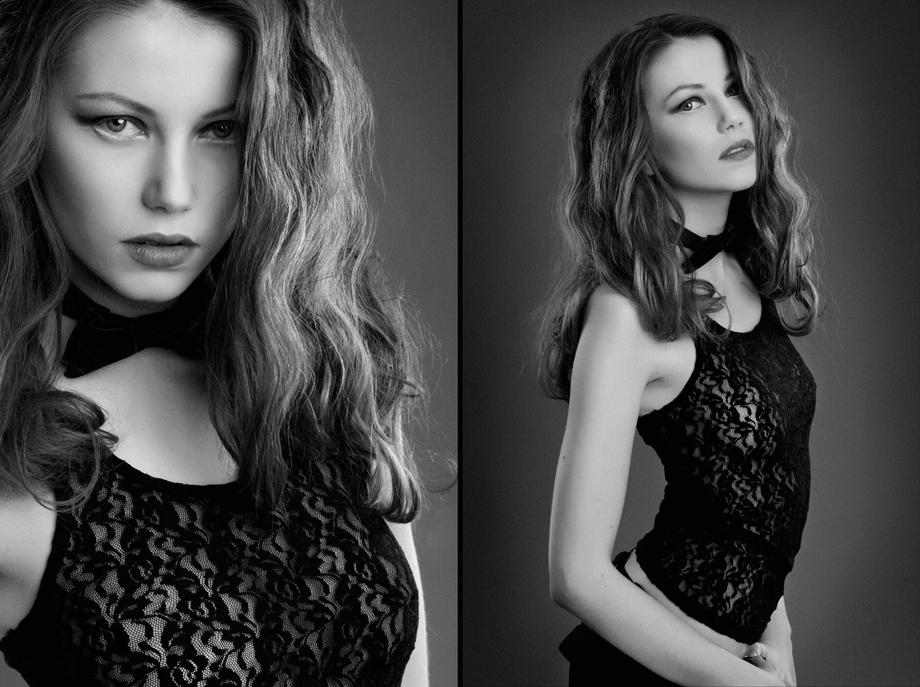 Alexandra från Avenue models