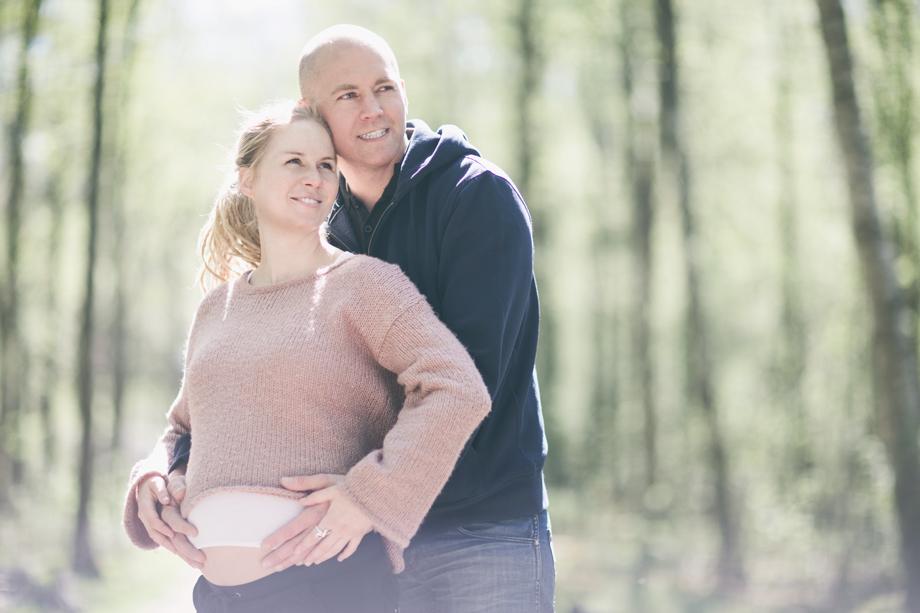 """En promenad med """"gravida"""" vänner i Skatås"""