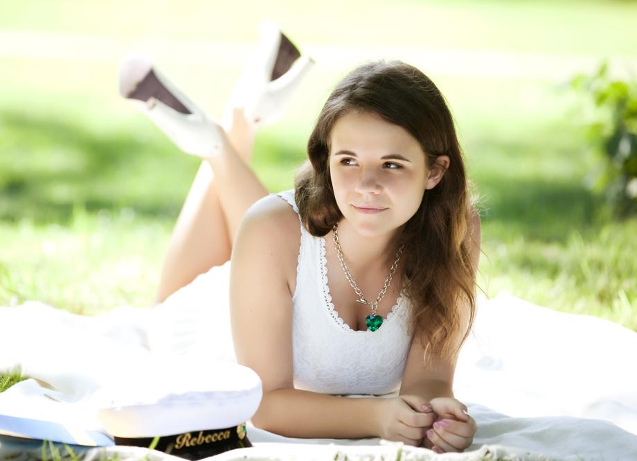 Studenten Rebecca