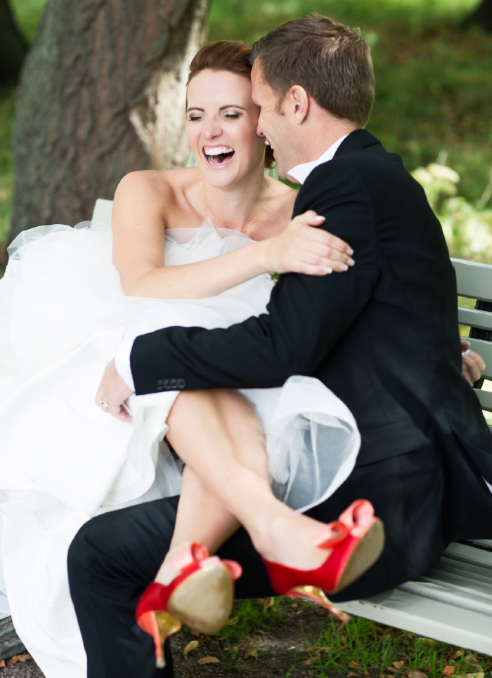 lycka med brudparet