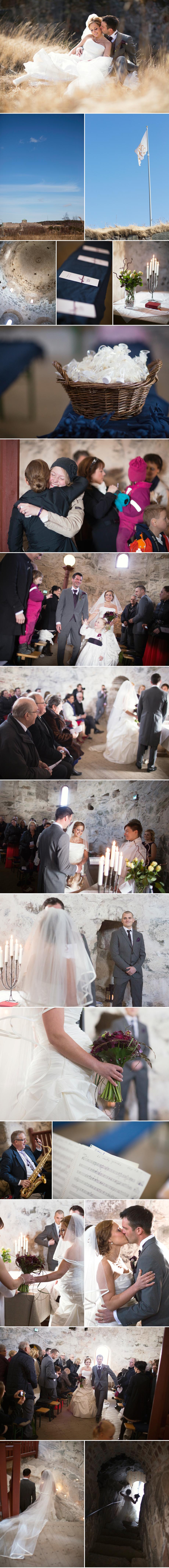 Jennie & Henriks fina bröllop