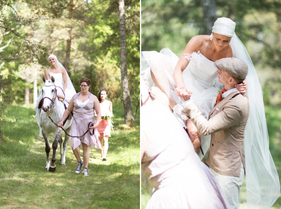 Linnea Och Martins bröllop