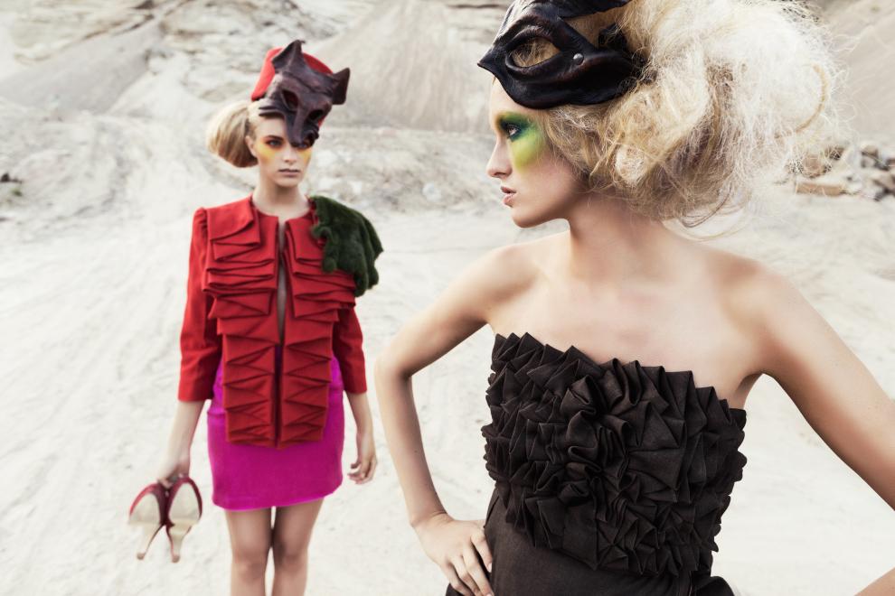 Ida Wadenrud - fashion
