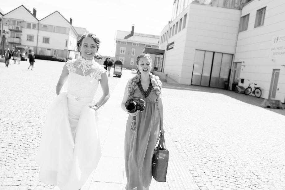 Louise & Peters skärgårdsbröllop