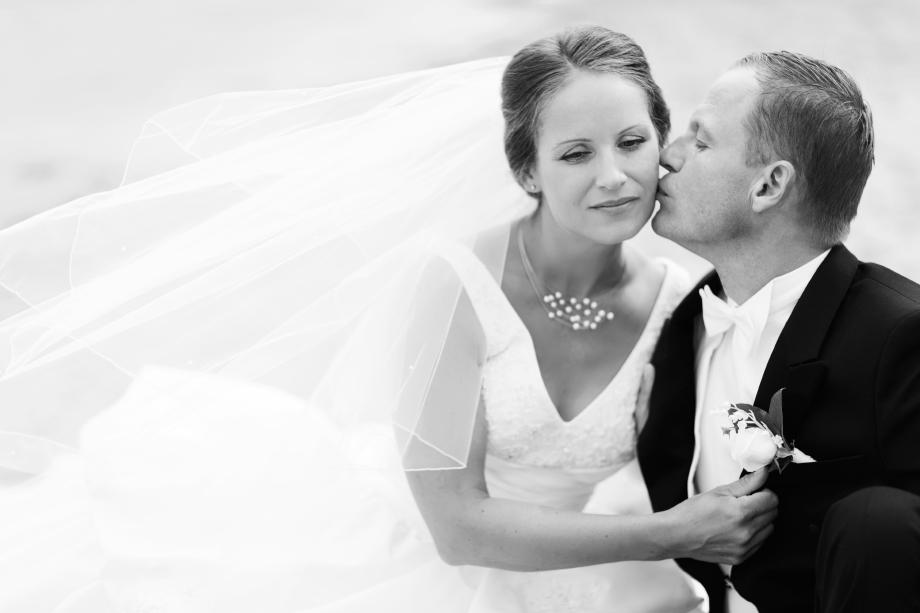 Bröllop på Tjörn med Anna & Bo