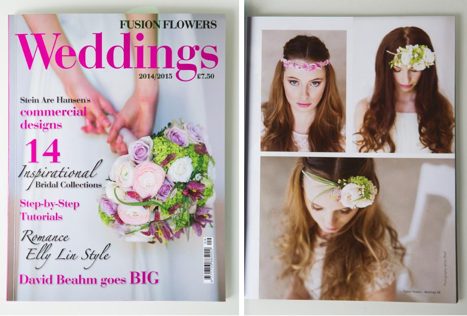Weddings Fusion Flowers - editorial